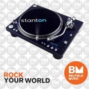 Stanton St-150 Turntable Direct Drive S Tom Braço