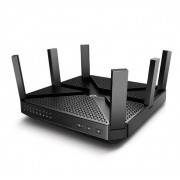 W. Tp-Link Archer C4000 Router Ac4000 Tri-Band Mu-Mimo Giga