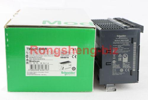 1Pc Schneider Logic Controller Tm221Ce40R