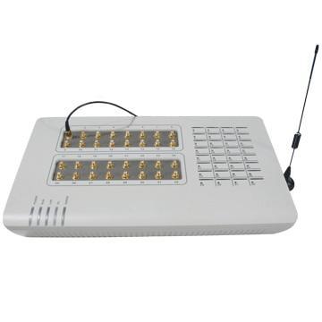 32 Portas GSM VoIP Gateway GoIP Gateway SMS em massa 32 Chip