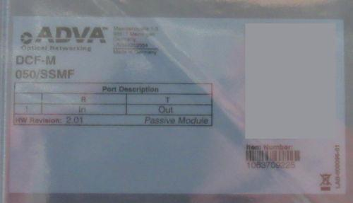 Adva Optical Networking Dcf-M 050/Ssmf Fsp 3000 R7 Dcm Fiber