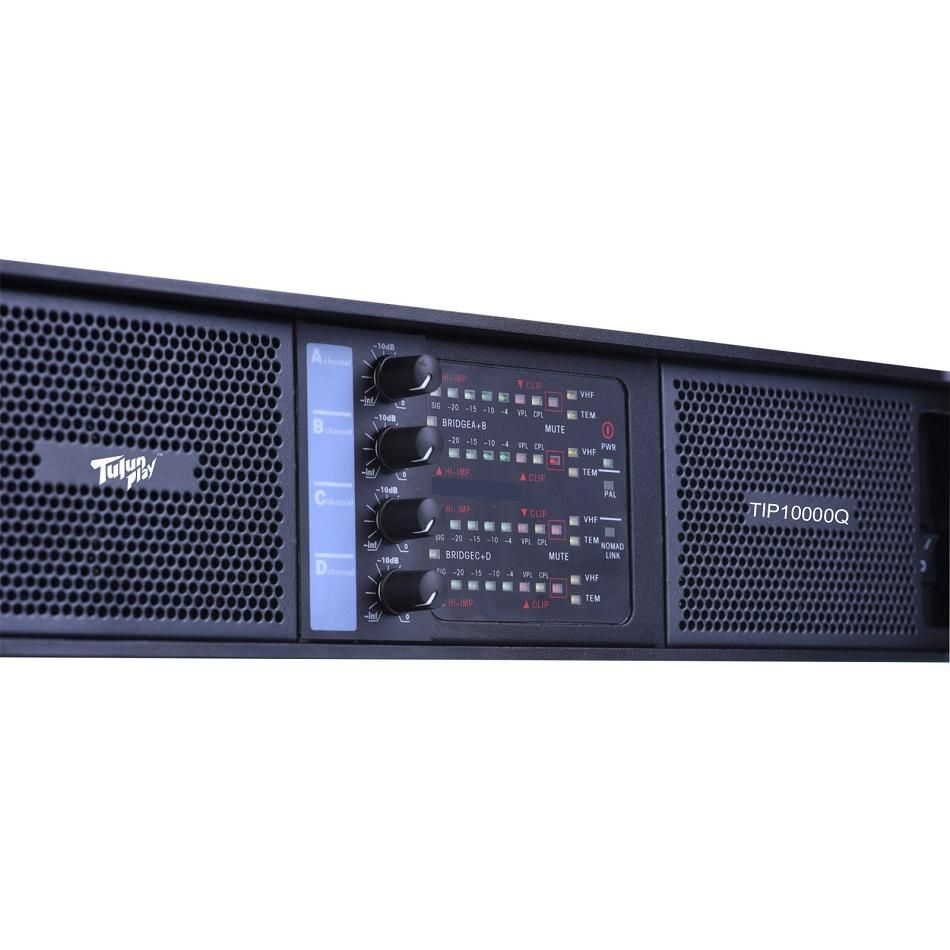 Amplificador 4Ch 4*1350 W Class Td 10000Q
