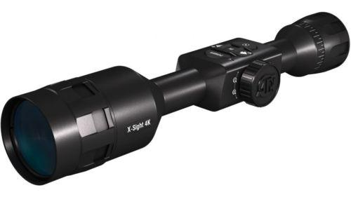 Atn Mira X-Sight 4K Pro 3-14X Dia-Noite Scope De Caça