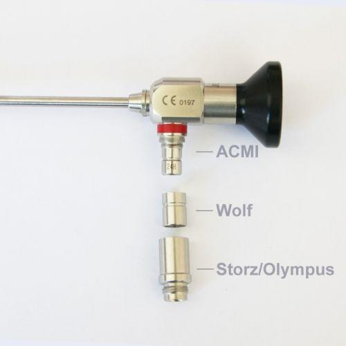 Autoclave Sinuscope Endoscópio Wolf Storz 4Mm X 175Mm 30De