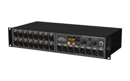 Behringer S16 Digital Snake 16 Midas Usb Box Para X32 Mixer