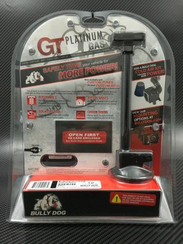 Bully Dog Platinum Gt Gas Tuner Monitor Velocimetro Dog
