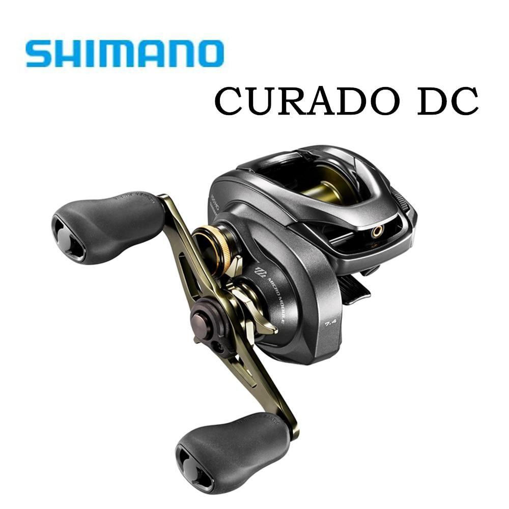 Carretel De Pesca Shimano Curado 150Hg 150Xg 151 151Hg 151Xg