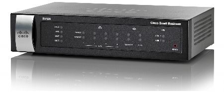 Cisco Router Rv320-K9-Na Vpn
