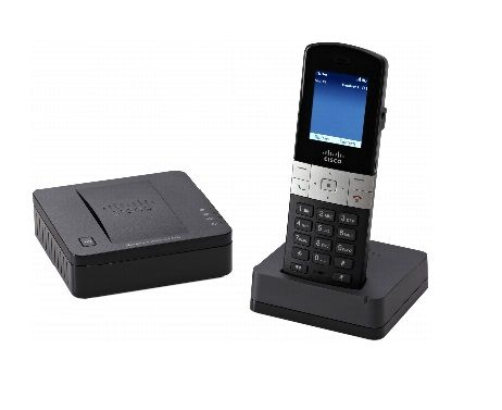 Cisco Voip Spa302Dkit-G7 Multi-Line Dect Ata + Headphone