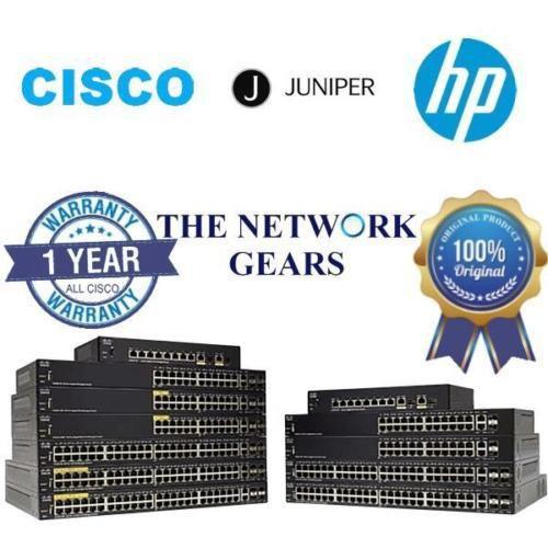 Cisco Ws-C2960X-48Fpd-L 740W Poe Catalyst 2960-X 48P Gigd