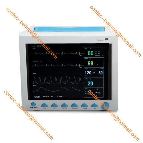 Contec Fda Monitor Paciente Ce Icu Ccu 6 Param Cms8000