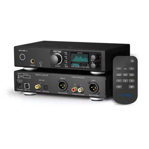Conversor Digital Para Analógico Rme Adi-2 Dac 2-Ch Baixo