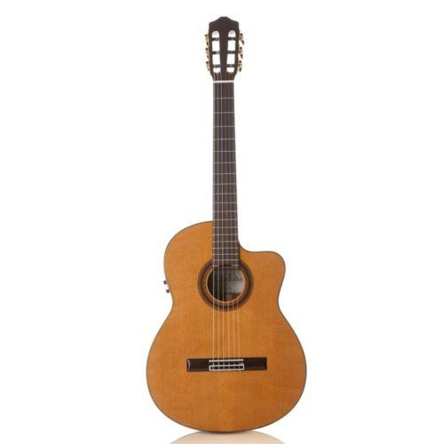 Córdoba C7-Ce Cd / In Nylon Guitarra Clássica-Nat