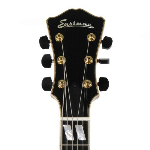 Eastman Ar580Ce-Hb Archtop Guitarra Em Mel Burst Com Case