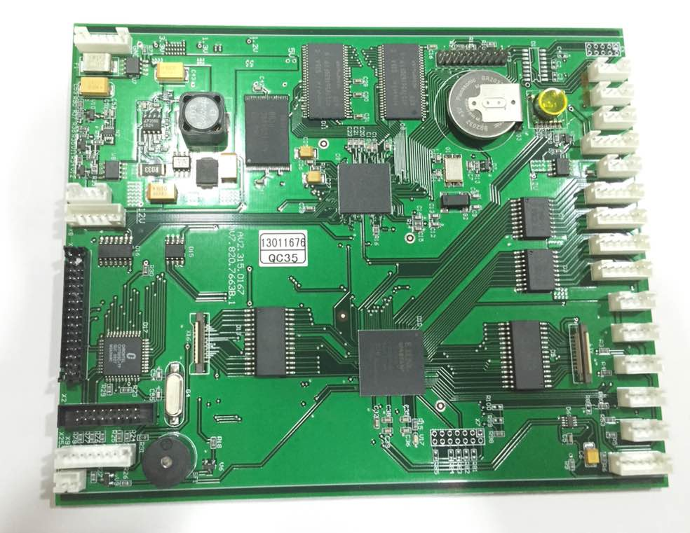 F. Acess. Orientek T40 Mother Board