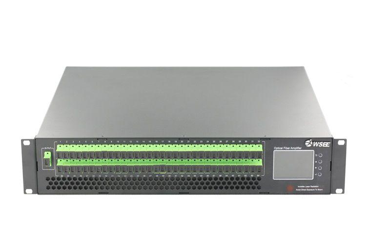 F. Amplificador Iptv Edfa 32 Portas Catv 50Ey32*18+Wdm