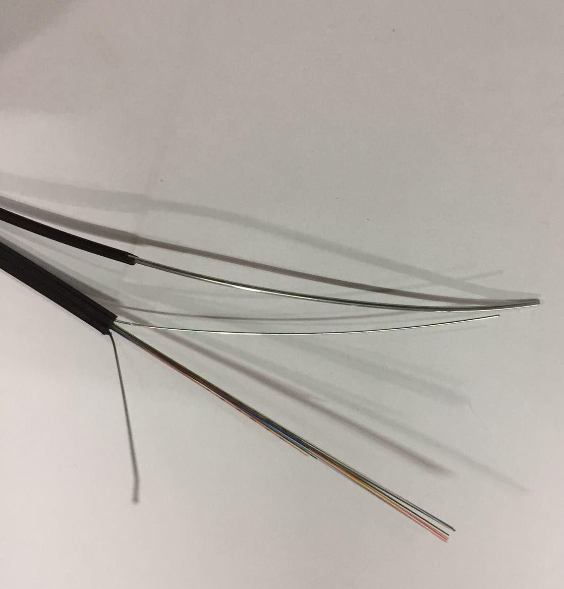 F. Cabo Drop 16 Fibras G657A1 Sm 2Km M.Metal(0.515Cents/Metr