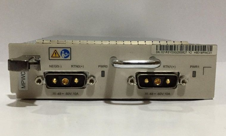 F. Dslam Board Huawei Ma5608T Media Dc Mpwc H801Mpwc01