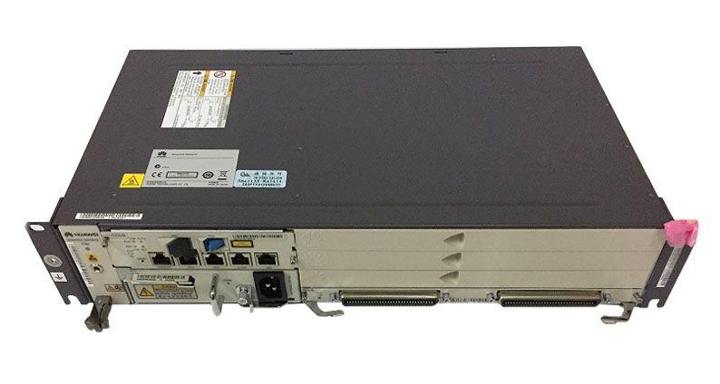 F. Dslam Huawei Ma5616 Chassis Ccub+Paia+ Adle (Adsl2+32P)