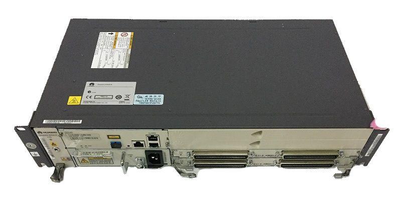 F. Dslam Huawei Ma5616 Chassis Ccud+Paia+2X Adle (Adsl2+64P)