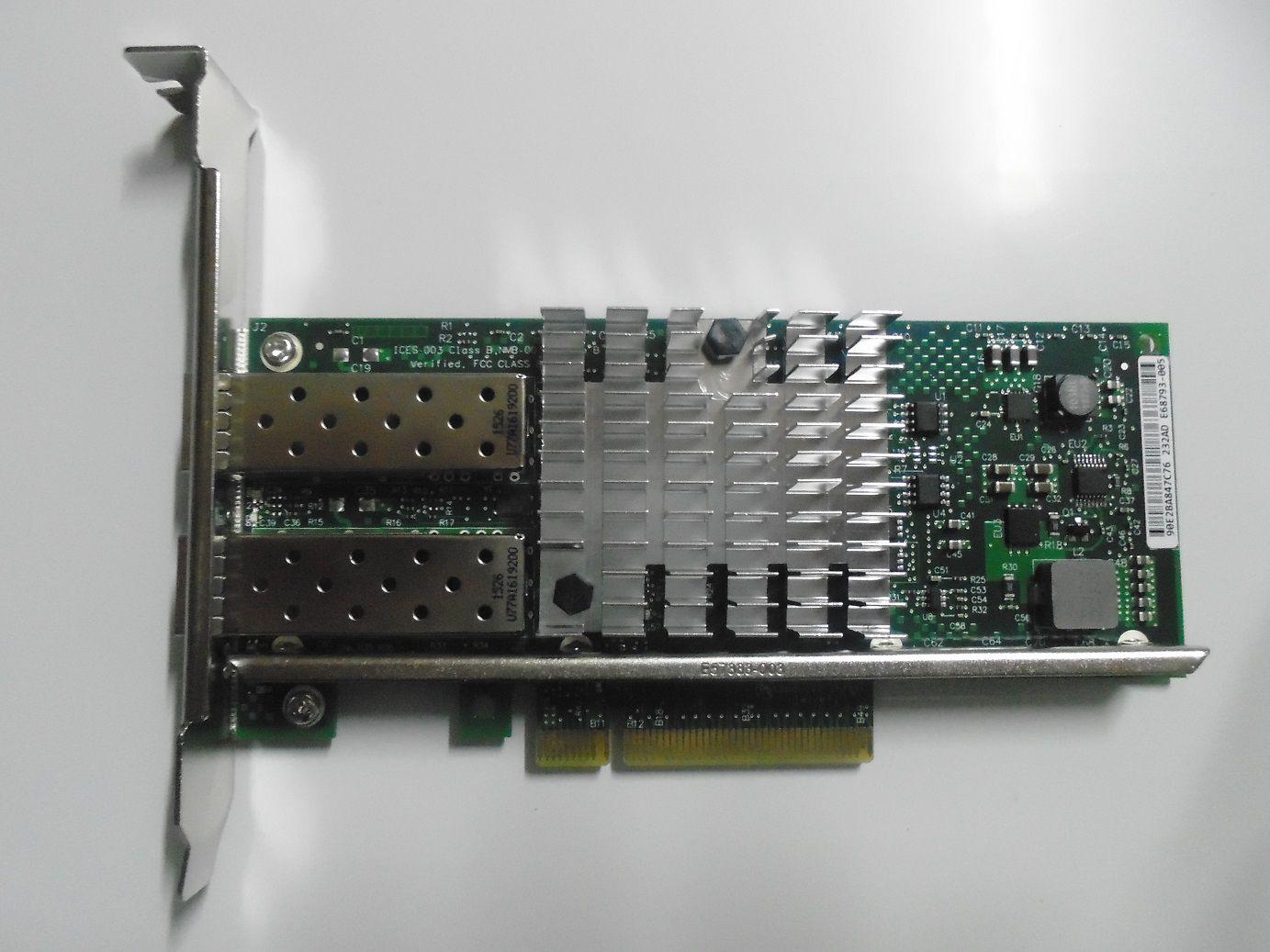 F. M Sfp+ 10Gb Pci Exp 2Port 1K-10K Adapter Intel 82599Es-2