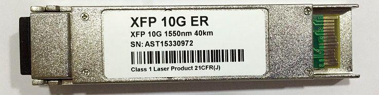 F. M Xfp 10G Er 40Km Lc 1550Nm