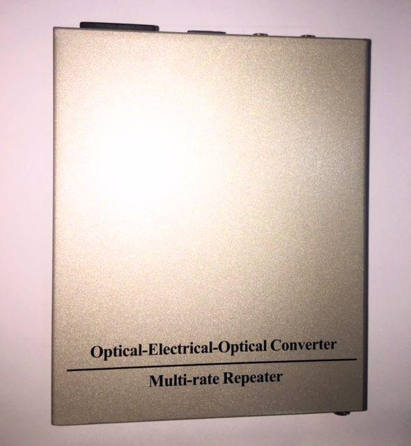 F. Media Conv. Sh-1008S-Ss Sfp+ To Sfp+ Bivolt Automatico