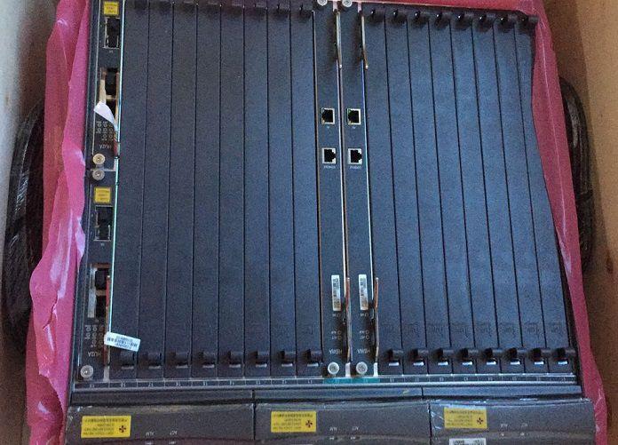 F. Olt An5116-06B Fbh 11U 2X Hu2A+2X Hswa Sem Board