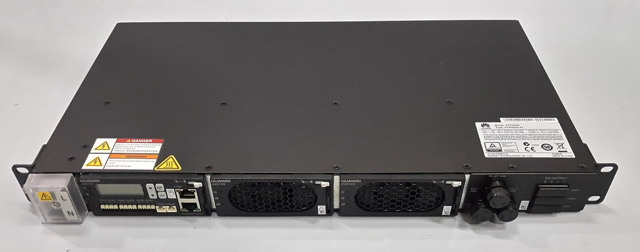 F. Olt Fonte Huawei Etp4830-A1 30Amp Ac Bivolt