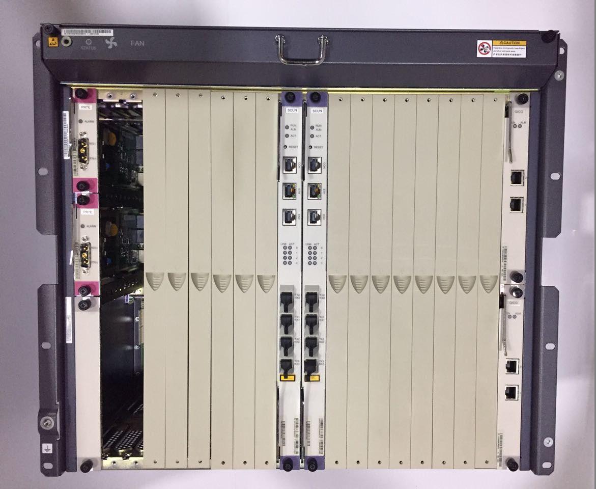 "F. Olt Huawei 10U 21""Ma5680T/5600 2X Uplink Gicg Ge Electric"