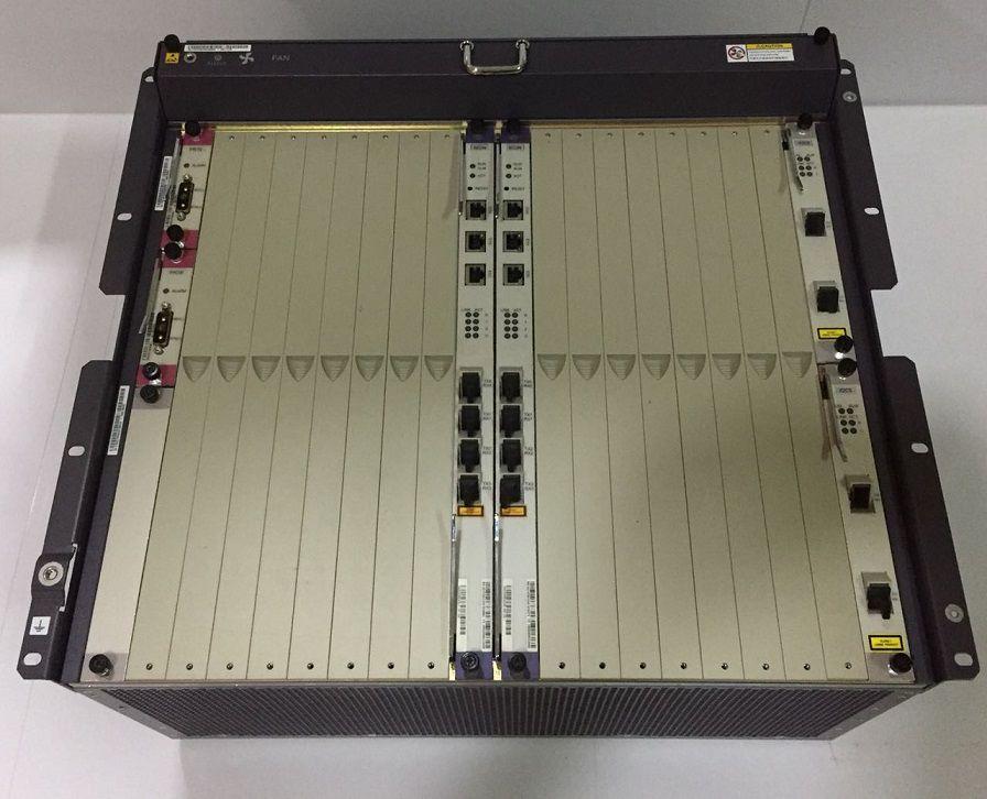 """F. Olt Huawei 10U 21"""" Ma5680T/5600 2Xuplink X2Cs 10Gb-2Scun"""