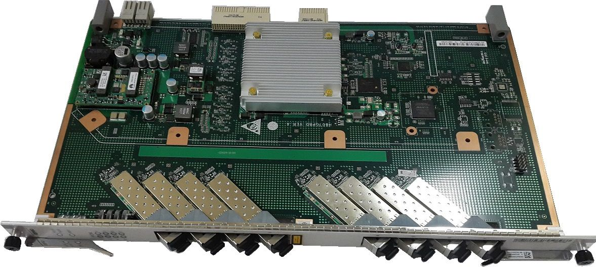 F. Olt Huawei Placa Gpbd 08 Gpon Class B+ 28Dbm