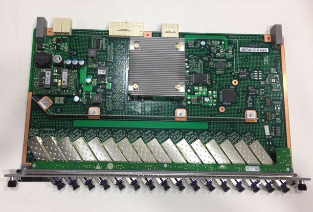 F. Olt Huawei Placa Gpfd 16 Gpon C++