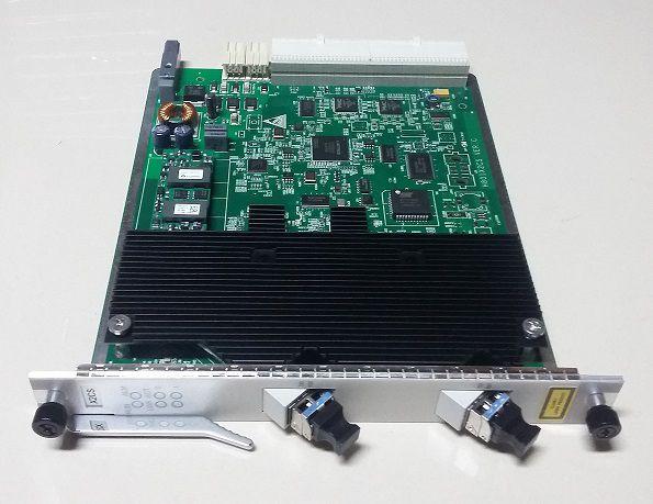 F. Olt Huawei Uplink Card X2Cs 10G Com 2 Modulos 10G Sfp