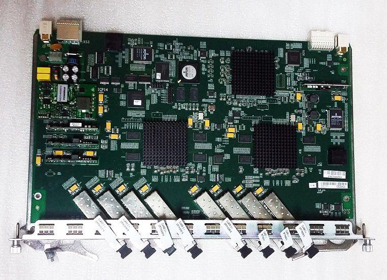 F. Olt Placa Gc8B Gpon Fiberhome 5516-010-Olt Gc8B Mod. C++