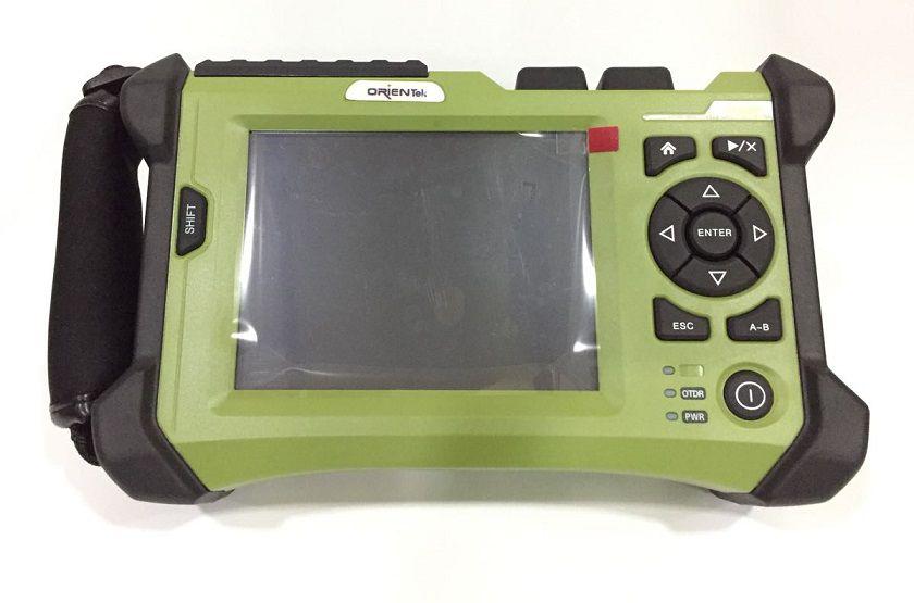 F. Otdr Tr600 Medidor 8035Aaf (850-1300-1310-1550Nm)