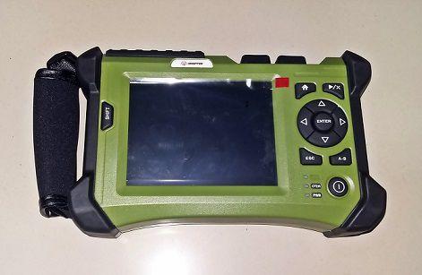 F. Otdr Tr600 Medidor Ss24Af-D (1310-1550-1625Nm)Fibra Ativa