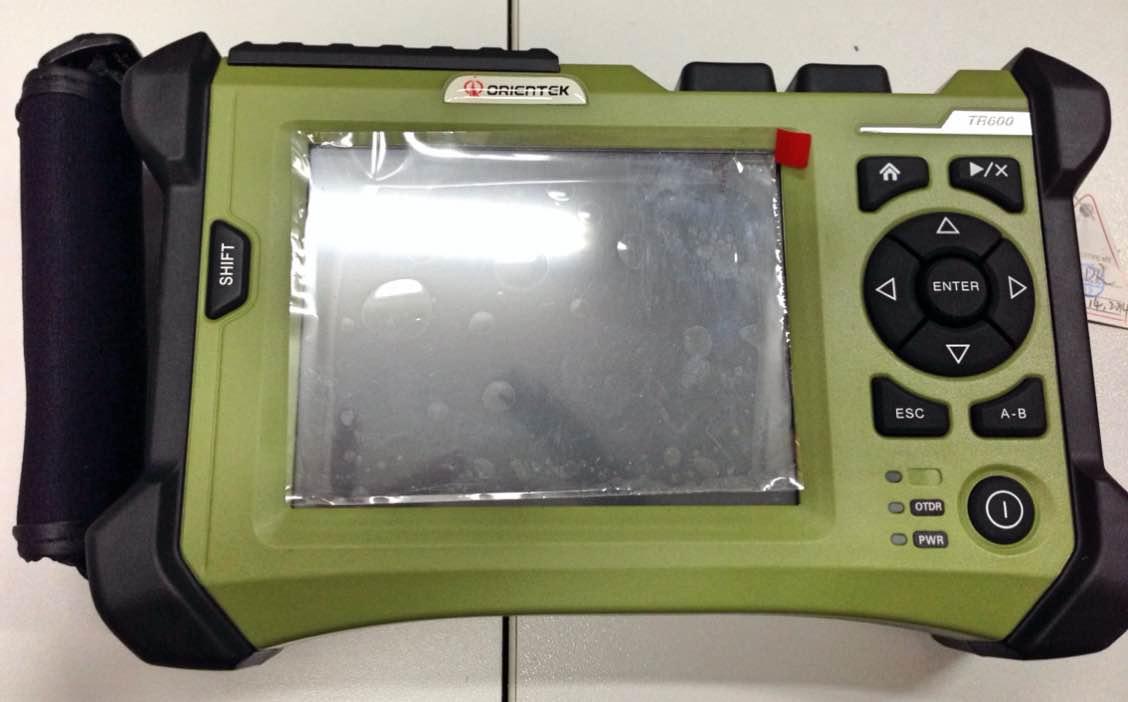 F. Otdr Tr600 Medidor Ss24Cf-D (1310-1550-1625Nm)Fibra Ativa