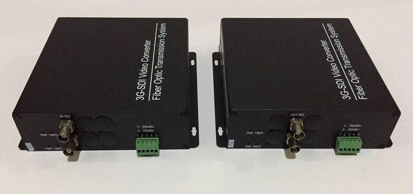 F. Video Converter (Hl-2V1D-20T/R/3G-Sdi) Par