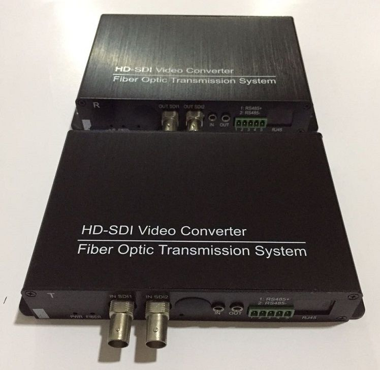 F. Video Converter (Hl-2V1D-20T/R/Hd-Sdi) Par