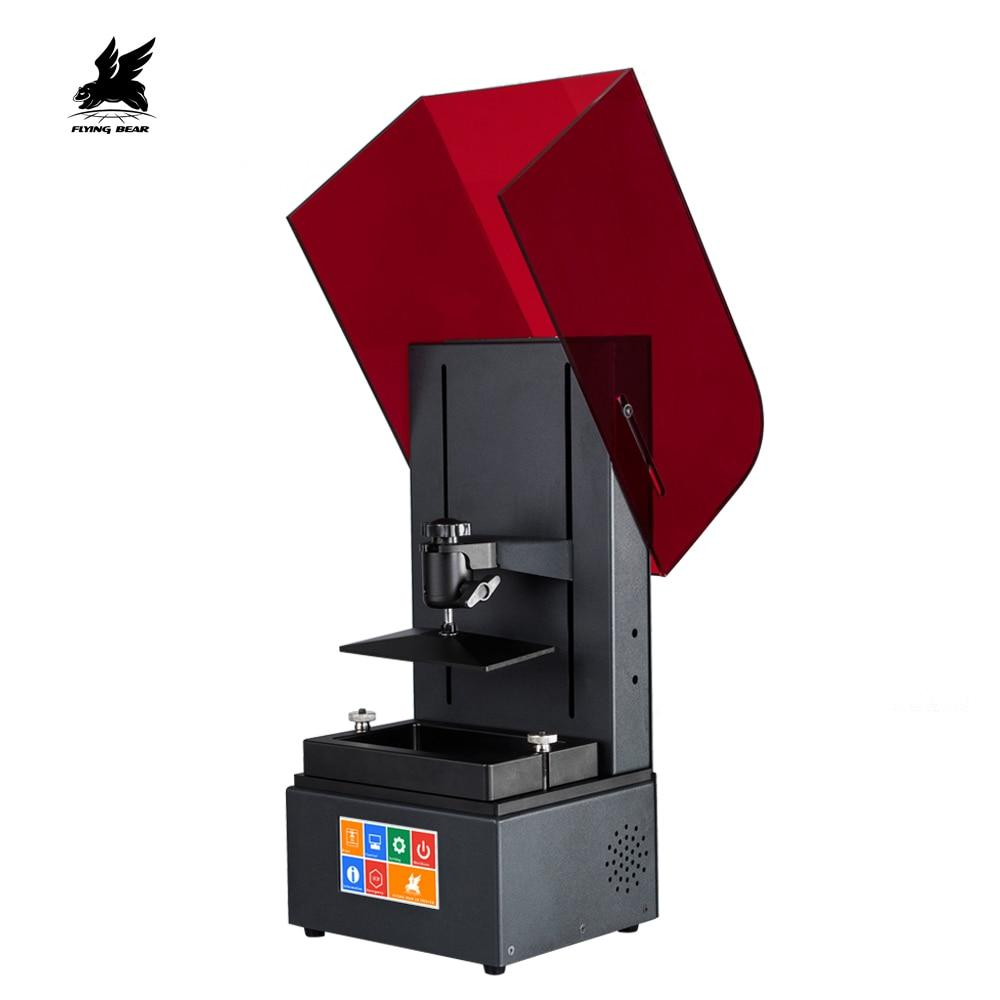 Flyingbear Shine Uv Resin Dlp 3D Printer 2560*1440 High Sla