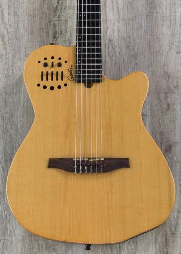 Godin Multiac Acs Sa Corda De Nylon Acústico-Guitarra Sg
