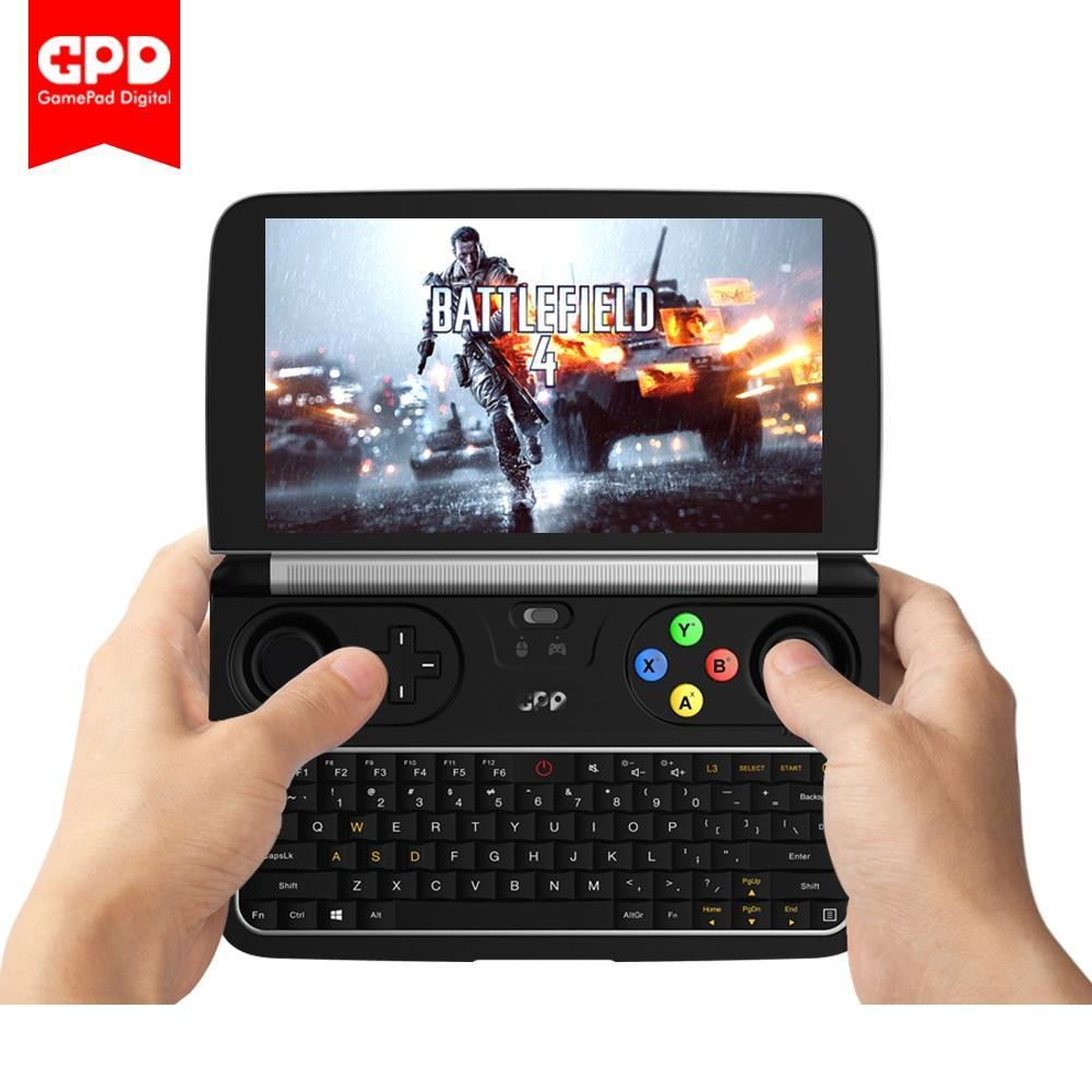Gpd Ganho 2 Win2 6 Polegada Portátil Intel Core M3-7Y30