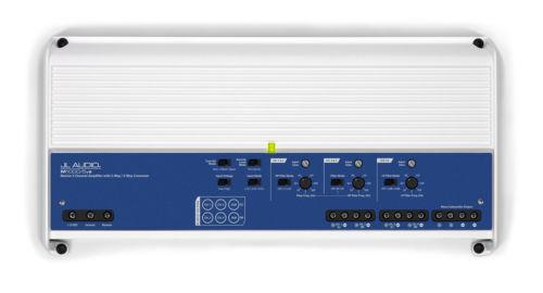 Jl Audio M1000/5V2 Marine Amplifier 5c class D 1000 Watt Rms