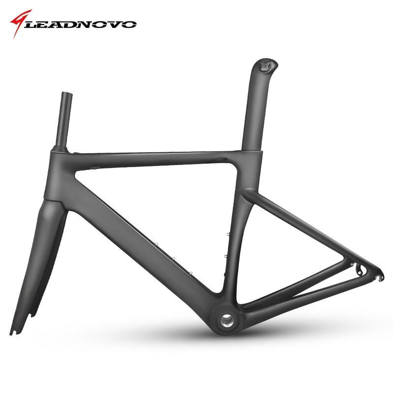 Leadnovo Quadro Carbono Speed Di2&Mechanical