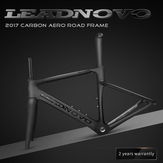 Leadnovo Quadro Carbono Speed Di2&Mechanical