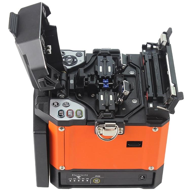 Máquina De Fusão Orange Aua A-80S Fibra Óptica