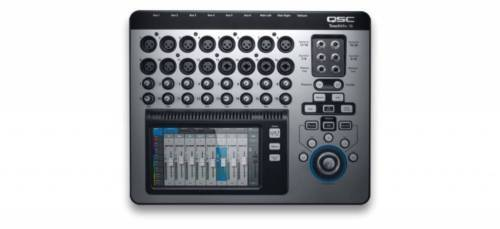 Mesa Qsc Touchmix-16 Compacta Digital Mixer