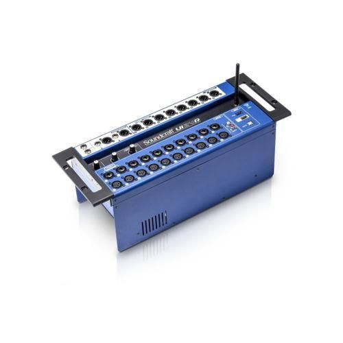 Mesa Soundcraft Ui24R 24-Ch Usb Wireless Control Multi-Track