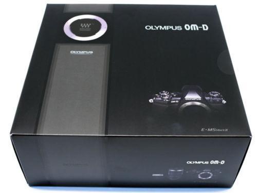 Olympus Om-D E-M5 Mark Ii M.Zuiko 12-50Mm F3.5-6.3 Zoom